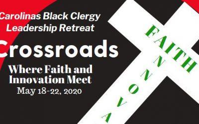 2020 Carolinas Black Clergy Retreat set for May 18-22