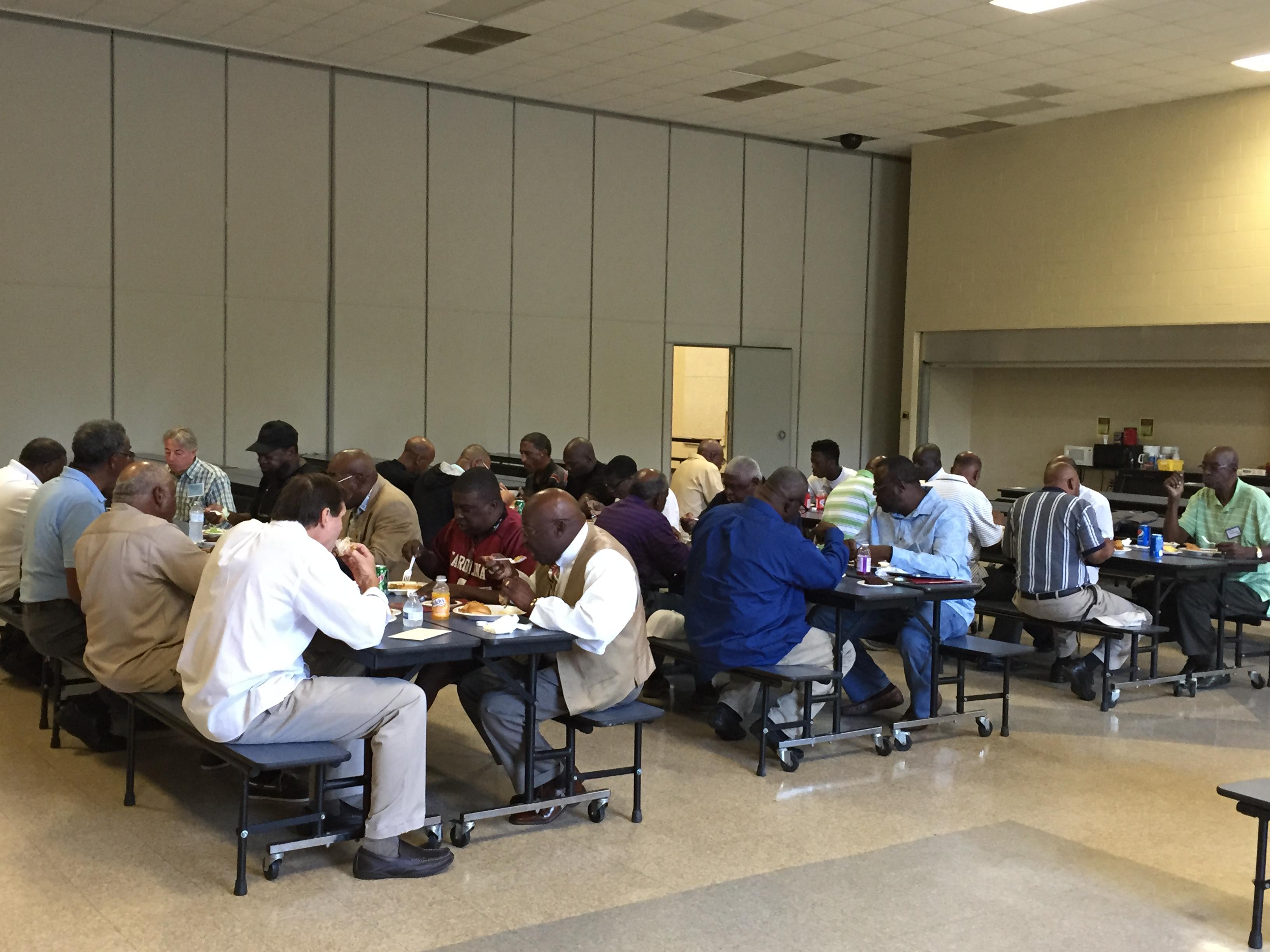 3-Teaching Church Charleston in September-group