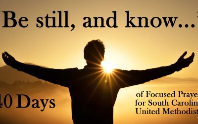 40 Days of Focused Prayer Leading Up To GC2020
