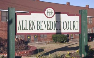 How to help families evacuated from Allen Benedict Court