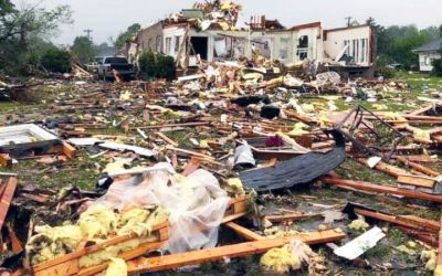 Respond to storm damage – but do so safely