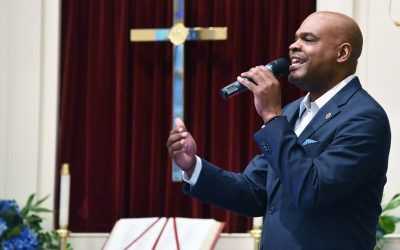 """Junius Dotson in S.C.: Time for the UMC to """"call an audible"""""""