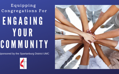 """""""Engaging Your Community"""" training set for April 13"""
