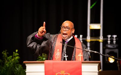 "Bishop Holston: ""Hope is a 4-letter word"""