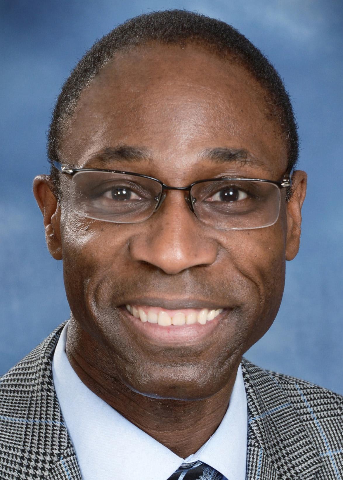 Rev. Ken Nelson