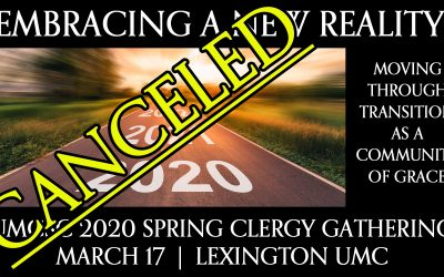 Canceled: Spring 2020 Clergy Gathering